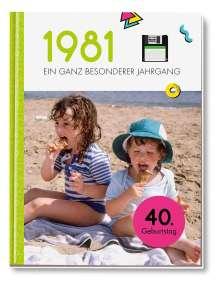 1981 - Ein ganz besonderer Jahrgang, Buch