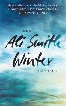 Ali Smith: Winter, Buch