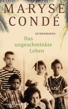 Maryse Condé: Das ungeschminkte Leben, Buch