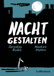 Jaroslav Rudis: Nachtgestalten, Buch