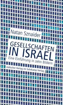 Natan Sznaider: Gesellschaften in Israel, Buch