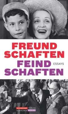 Jüdischer Almanach Freundschaften Feindschaften, Buch