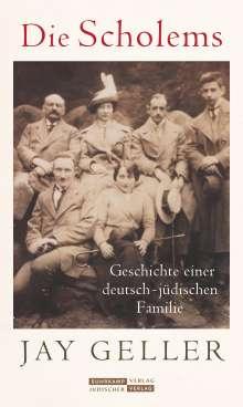 Jay Howard Geller: Die Scholems, Buch