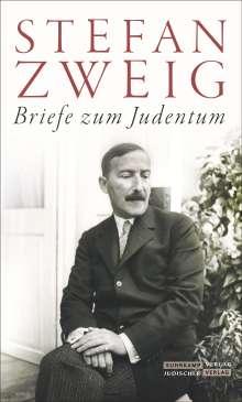 Stefan Zweig: Briefe zum Judentum, Buch