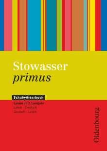 Regina Bokelmann: Stowasser primus, Buch