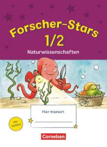 Barbara Kiesinger-Jehle: Forscher-Stars 1./2. Schuljahr - Naturwissenschaften, Buch