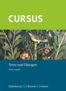 Britta Boberg: Cursus - Neue Ausgabe. Texte und Übungen, Buch