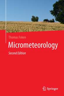 Thomas Foken: Micrometeorology, Buch