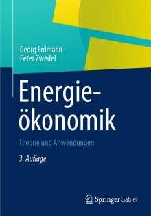 Georg Erdmann: Energieökonomik, Buch