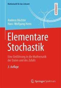 Andreas Büchter: Elementare Stochastik, Buch