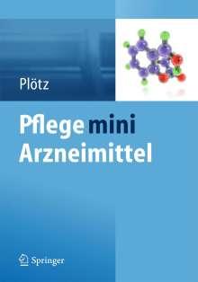 Hermann Plötz: Pflege mini Arzneimittel, Buch