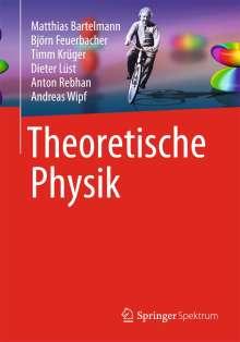 Matthias Bartelmann: Theoretische Physik, Buch