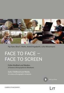 Pip Hare: Face to Face - Face to Screen, Buch