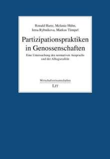 Ronald Hartz: Partizipationspraktiken in Genossenschaften, Buch