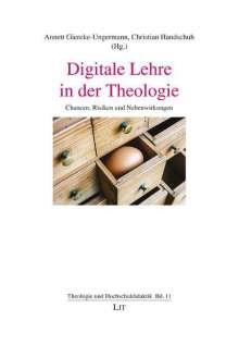 Digitale Lehre in der Theologie, Buch