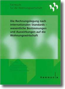 Die Rechnungslegung nach internationalen Standards, Buch