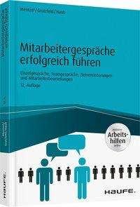 Wolfgang Mentzel: Mitarbeitergespräche erfolgreich führen - inkl. Arbeitshilfen online, Buch