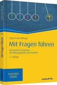 Sigrid Frank-Eßlinger: Mit Fragen führen, Buch