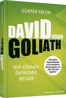 Günter Faltin: DAVID gegen GOLIATH, Buch
