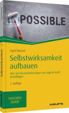 Ingrid Barouti: Selbstwirksamkeit aufbauen, Buch