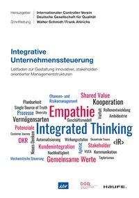 Frank Ahlrichs: Integrative Unternehmenssteuerung - ICV-Leitfaden, Buch