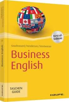 Gertrud Goudswaard: Business English, Buch