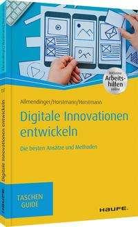 Martin P. Allmendinger: Digitale Innovationen entwickeln, Buch