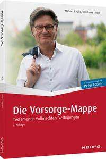 Michael Baczko: Die Vorsorge-Mappe, Buch