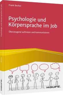 Frank Becher: Psychologie und Körpersprache im Job, Buch