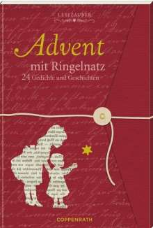 Joachim Ringelnatz: Lesezauber: Advent mit Ringelnatz, Buch