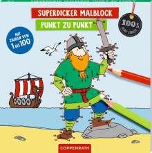 Superdicker Malblock, Buch