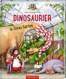 Dominik Hochwald: Dinosaurier in Omas Garten, Buch