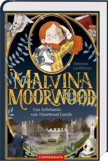 Christian Loeffelbein: Malvina Moorwood, Buch