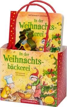 Rolf Zuckowski: In der Weihnachtsbäckerei, Buch