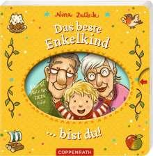 Nina Dulleck: Das beste Enkelkind ... bist du!, Buch