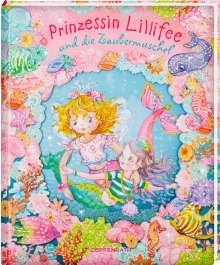 Monika Finsterbusch: Prinzessin Lillifee und die Zaubermuschel, Buch