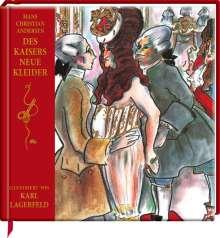 Hans Christian Andersen: Des Kaisers neue Kleider, Buch