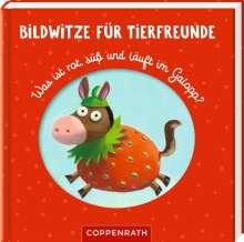 Bildwitze für Tierfreunde, Buch