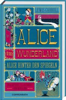 Lewis Carroll: Alice im Wunderland, Buch