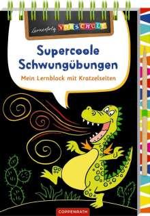 Birgitt Carstens: Supercoole Schwungübungen, Buch