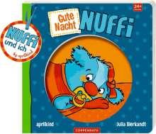 Aprilkind: Gute Nacht, Nuffi, Buch