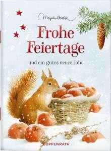 Frohe Feiertage und ein gutes neues Jahr, Buch
