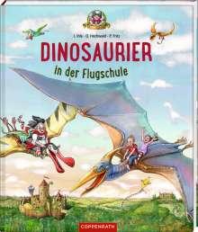 Dominik Hochwald: Dinosaurier in der Flugschule (Bd. 3), Buch