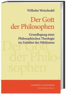 Wilhelm Weischedel: Gott der Philosophen, Buch