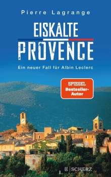 Pierre Lagrange: Eiskalte Provence, Buch