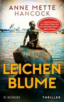Anne Mette Hancock: Leichenblume, Buch