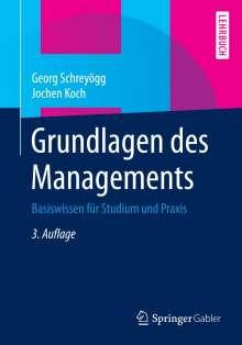 Georg Schreyögg: Grundlagen des Managements, Buch