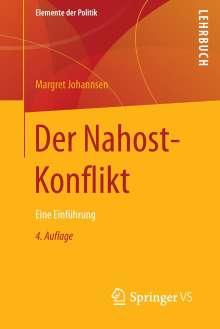 Margret Johannsen: Der Nahost-Konflikt, Buch