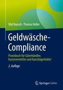 Olaf Bausch: Geldwäsche-Compliance, Buch