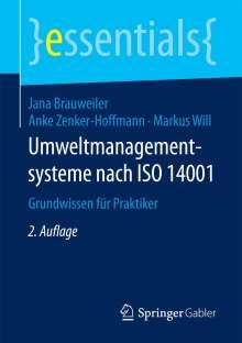 Jana Brauweiler: Umweltmanagementsysteme nach ISO 14001, Buch